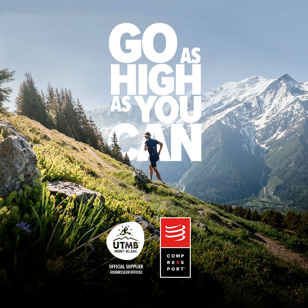 Compressport's Go as HIGH as You Can Challenge