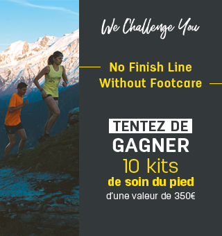 No Finish Line Without Foot Care