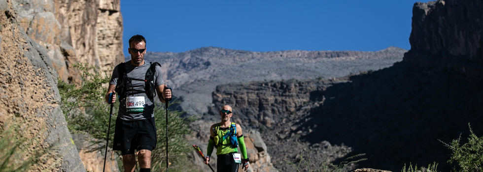 UTMB® Mag - First ever OMAN by UTMB<sup>®</sup> comes to a